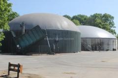 Biogas, Tunnel, Putenstall